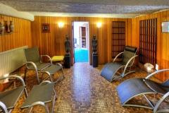 Sauna und Spabereich